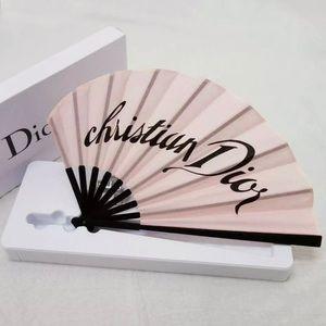 ✨Limited Edition Christian Dior Fan (asymmetric)